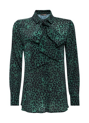 Vekem-Limited Edition Gömlek Yeşil